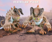 Fallout®: Deathclaw Plush