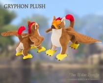 The Elder Scrolls® Online: Gryphon plush
