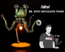 Fallout®: Mister Gutsy Deluxe Articulated Figure