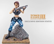Tomb Raider™ III: Adventures of Lara Croft Exclusive Edition Statue