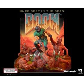 DOOM®: Knee Deep In The Dead Statue