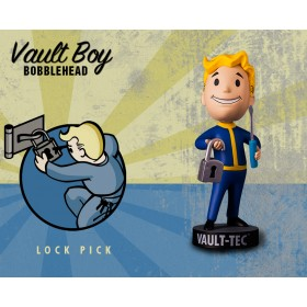 Fallout® 4: Vault Boy 111 Bobbleheads - Series One: Lock Pick