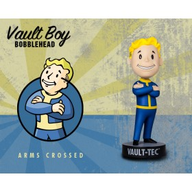 Fallout® 3: Vault Boy 101 Bobbleheads - Series Three: Arms Crossed