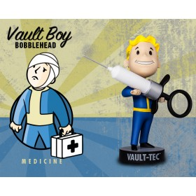 Fallout® 3: Vault Boy 101 Bobbleheads - Series Three: Medicine