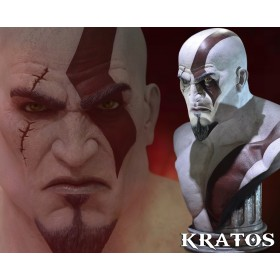 God of War™: Kratos Life Size Bust