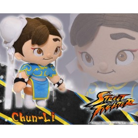 Street Fighter™: Chun-Li Plush