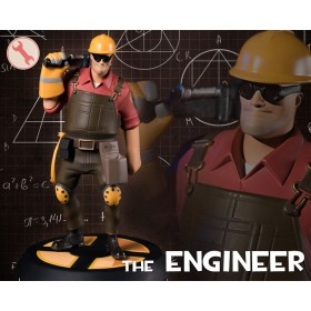 Team Fortress 2: The RED Engineer Statue