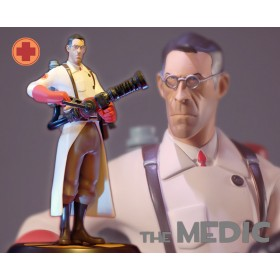 Team Fortress 2: The RED Medic Statue