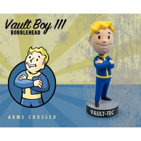 Fallout® 4: Vault Boy 111 Bobbleheads - Series Three: Arms Crossed