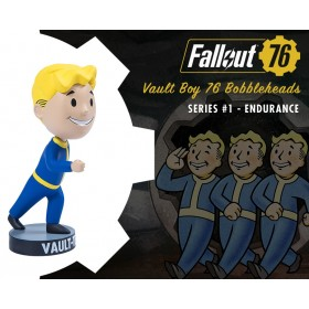 Fallout® 76: Vault Boy 76 Bobbleheads - Series One: Endurance