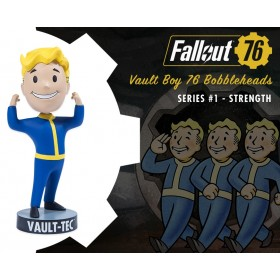 Fallout® 76: Vault Boy 76 Bobbleheads - Series One: Strength