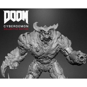 DOOM®: Cyberdemon Collective Statue