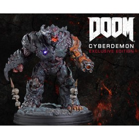 DOOM®: Cyberdemon Exclusive Statue