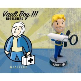 Fallout® 4: Vault Boy 111 Bobbleheads - Series Three: Medicine