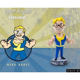 Fallout® 4: Vault Boy 111 Bobbleheads - Series Four: Nerd Rage!
