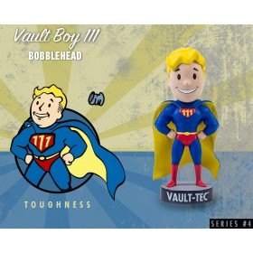 Fallout® 4: Vault Boy 111 Bobbleheads - Series Four: Toughness