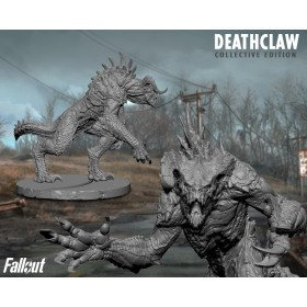 Fallout®: Deathclaw collective statue