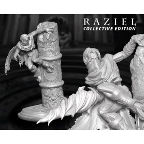 The Legacy of Kain Series: Soul Reaver™ 2 - Raziel Collective Statue