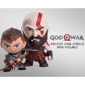God of War™: Kratos & Atreus Mini Figures