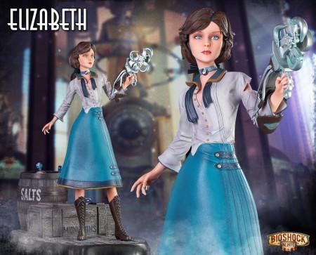 BioShock Inifinite: Elizabeth Statue