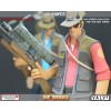 Team Fortress 2: The BLU Sniper Exclusive Statue